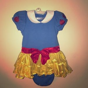 Disney Baby Snow White Costume 12-18M w/ Shoes